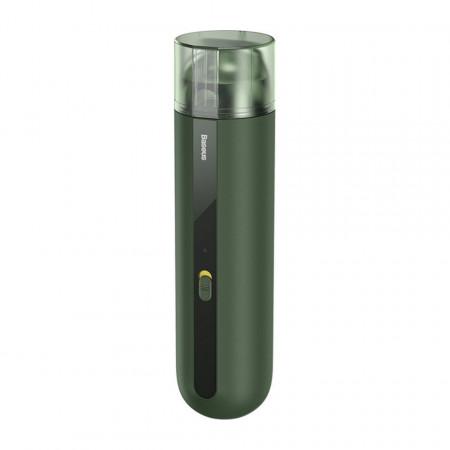 Aspirator auto fara fir Baseus A2 5000Pa (verde)
