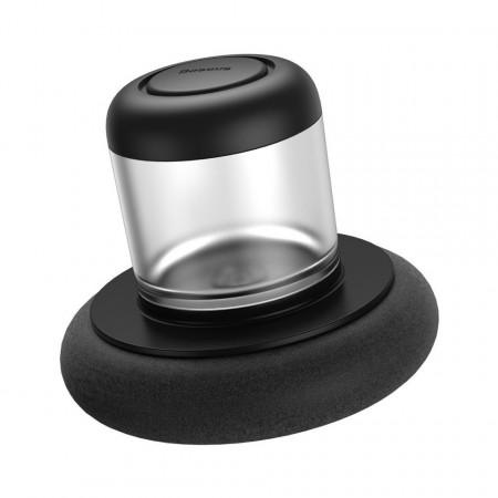 Burete lustruire auto Baseus Lazy cu rezervor (negru)