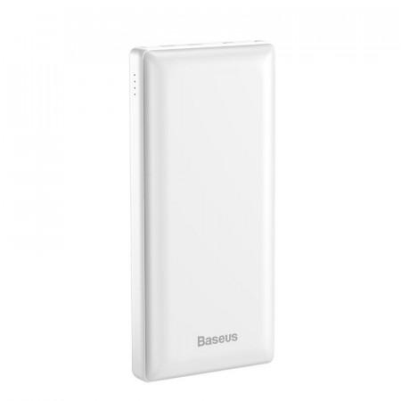 Powerbank Baseus Mini JA 30000mAh 2x USB 3A (alb)
