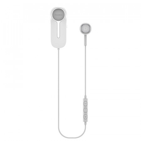Casca Bluetooth 5.0 Baseus Encok A06 (alb)