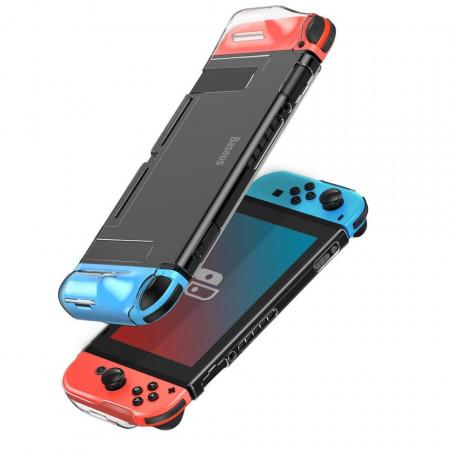 Husa Baseus GS07 pt Nintendo Switch (transparent)