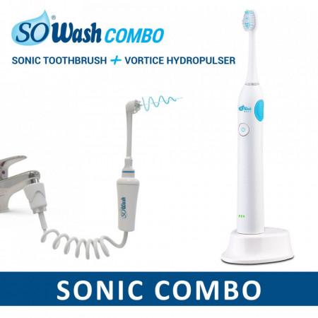 Periuta Electrica Sonica So Wash Combo