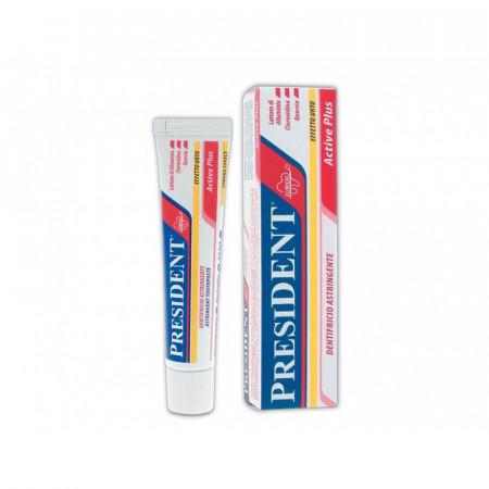 Pasta de dinți President Active plus paradontoza