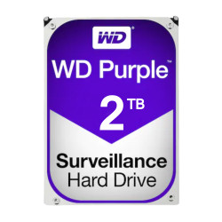 Hard disk 2TB WD PURPLE