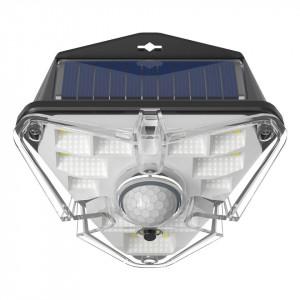 Lampa exterior Baseus Halo cu LED si senzor de miscare