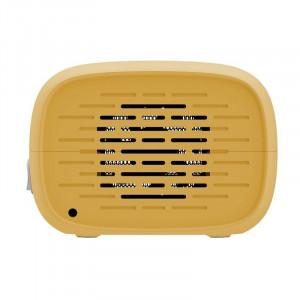 Mini aeroterma Baseus Warm Little Heater 500W (galben)