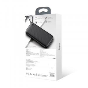PowerBank Baseus Powerful 20000mAh Quick Charge 3.0 USB Type-C PD - alb