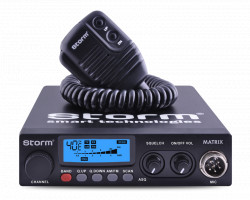 Statie Radio CB Storm Matrix *PRO-Version*