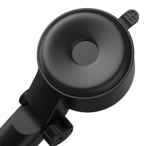 Suport telefon gravitational Baseus Tank cu ventuza (negru)