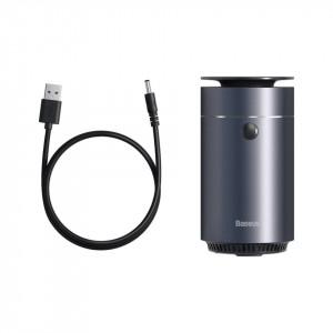 Umidificator auto Baseus Time Aromatherapy Machine, 75ml (gri)