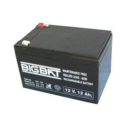 Acumulator BIG BAT 12V, 12Ah