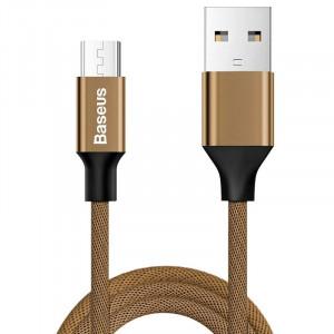 Cablu Baseus Yiven Micro USB 150cm 2A - maro