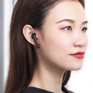 Casti wireless Baseus Encok W09 TWS Bluetooth 5.0 (negru)