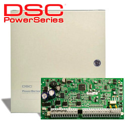 Centrala DSC SERIA NEW POWER