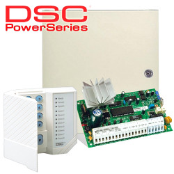 CENTRALA DSC SERIA POWER