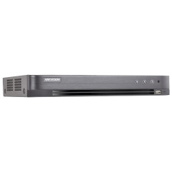 DVR 4K, 4 ch. video 8MP, 4 ch. AUDIO HDTVI 'over coaxial'