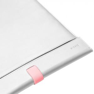 Husa Baseus Let's Go de laptop pana la 16'' (alb)
