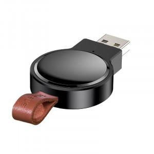 Incarcator wireless Baseus Dotter pt Apple Watch (negru)
