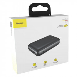 Powerbank Baseus Mini JA 10000mAh 2x USB (negru)