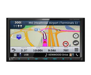 Sistem multimedia cu Navigatie Garmin Kenwood DNX7190DABS