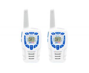 Statie walkie talkie PMR Cobra AM845 Snow