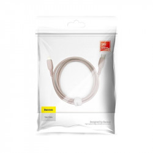 Cablu USB-C - Lightning Baseus Colourful, PD, 18W, 1.2m (roz)