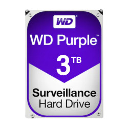 Hard disk 3TB -WD PURPLE