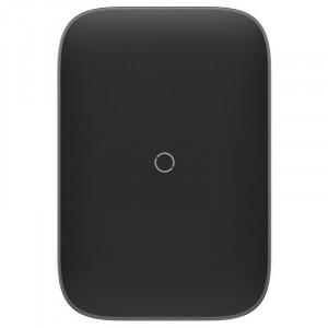 Incarcator Wireless Baseus Rib, vertical sau orizontal, 15W (negru)