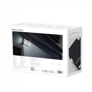 Lampa exterior Baseus Matrix cu LED si senzor de miscare
