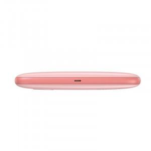 Localizator Bluetooth Baseus T2 cu snur (roz)