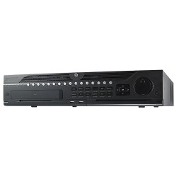 NVR 4K Ultra-series Professional 32 canale 12MP, 320Mbps, RAID - HIKVISION DS-9632NI-I8