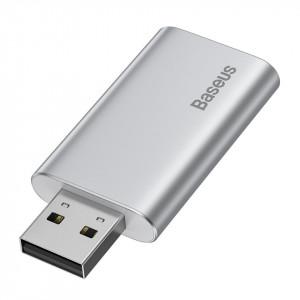 Stick USB 32GB Baseus Enjoy, cu functie de incarcare (argintiu)
