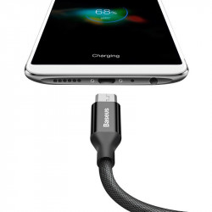 Cablu Baseus Yiven Micro USB 150cm 2A - negru