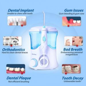 Dus bucal cu rezervor 600ml Nicefeel Oral Care System
