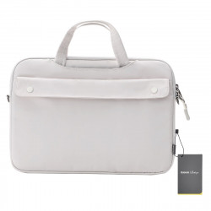 Geanta de umar Baseus Basics pt laptop pana la 16'' (alb)