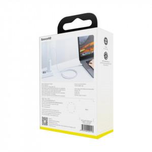 Incarcator retea Baseus GaN2 C+C, 45W, EU (alb)