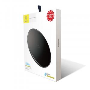 Incarcator Wireless QI Baseus Simple, 10W (negru)