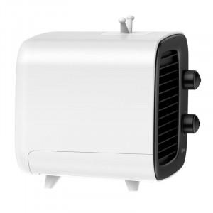 Mini aer conditionat Baseus Time ventilator, umidificator (negru-alb)