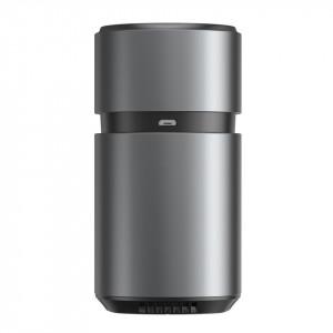 Odorizant auto Baseus Breeze Fan Air cu functie de purificare a formaldehidei (negru)
