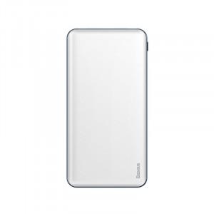 Powerbank Baseus Simbo 10000mAh PD 3A (alb)