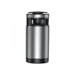 Purificator aer auto Baseus, fara indicator de formaldehida (argintiu)