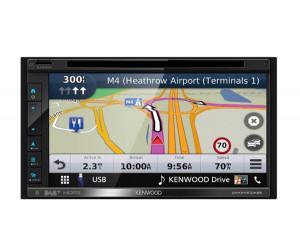Sistem multimedia cu Navigatie Garmin Kenwood DNX5190DABS