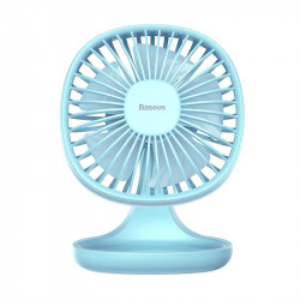 Ventilator de birou Baseus Pudding (albastru)