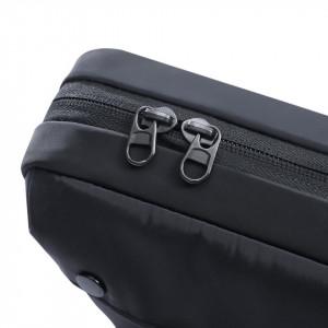Husa Baseus Basics L pentru accesorii, shockproof, waterproof 260x150x60mm (grafit)