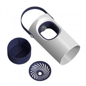 Lampa anti-insecte Baseus Purple Vortex (alb-violet)
