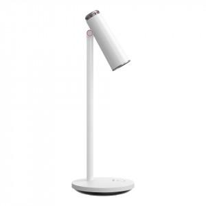 Lampa de birou Baseus I-Wok cu acumulator (alb)