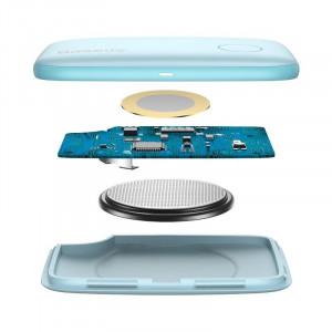 Localizator Bluetooth Baseus T2 cu snur (albastru)