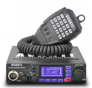 Promotie statie radio CB Avanti Primo + antena CB Sirio Turbo 1000 + prindere fixa