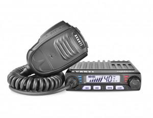Promotie statie radio CB Avanti Supremo + antena CB Sirio Carbonium 27 + baza magnetica 145 DV