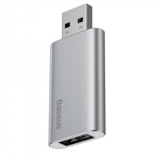 Stick USB 16GB Baseus Enjoy, cu functie de incarcare (argintiu)